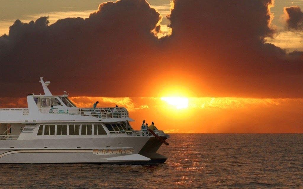 Hawaii Sunset Cruise Big Island
