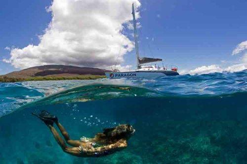 Paragon Maui Snorkel Cruise