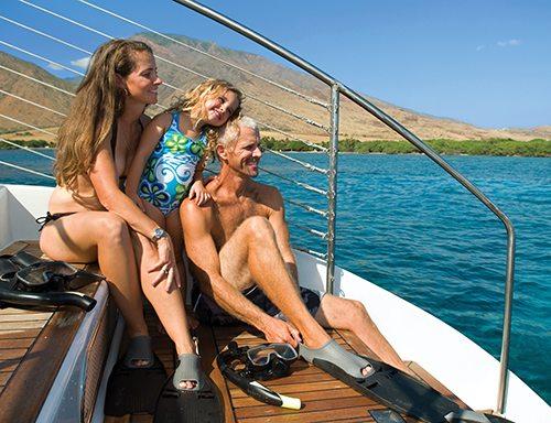 alii nui molokini snorkel