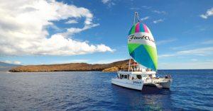 Four Winds Molokini Snorkeling