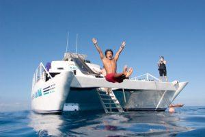 Friendly Charters Molokini Snorkeling Tour