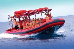 Redline Rafting Molokini Snorkeling Tour