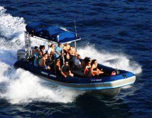 Blue Water Rafting Molokini Snorkleing Tour