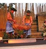 Royal Lahaina Luau. A great family experience.