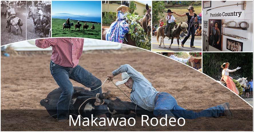 Makawao Rodeo Header Image